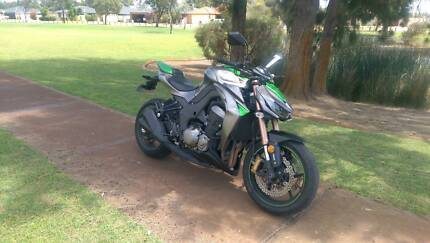 2014 KAWASAKI  Z1000 ABS PRICED TO SELL Gosnells Gosnells Area Preview