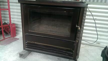 Firewood Heater - Heat Charm Brand Kealba Brimbank Area Preview