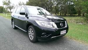 2015 Nissan Pathfinder ST 7 Seats Wagon Eagleby Logan Area Preview