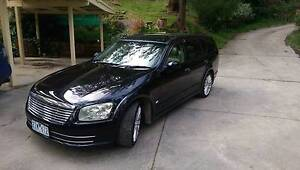 2003 Nissan Stagea AUTECH AXIS Powerful and classy Wagon Selby Yarra Ranges Preview