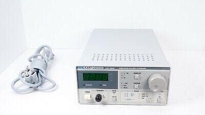 Ilx Lightwave Ldp-3840 Precision Pulsed Laser Diode Driver