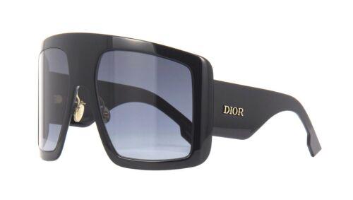 DIOR SO LIGHT 1 Black/Grey Shaded (807/9O) Sunglasses