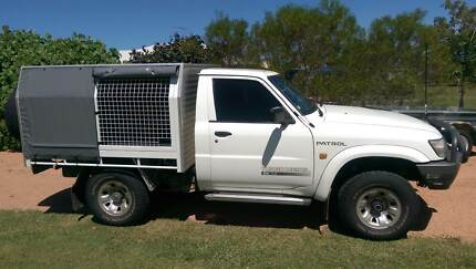 1999 Nissan Patrol Ute Alice River Townsville Surrounds Preview