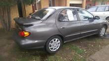 1999 Hyundai Lantra 5-Speed Manual Sportz Sedan (Close To R.W.C.) Epping Whittlesea Area Preview