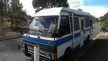 1986 Mazda Caravan/Motorhome Modbury Tea Tree Gully Area Preview