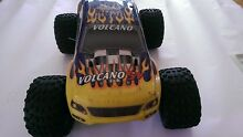 Nitro Monster truck 1:10th scale Sandy Bay Hobart City Preview