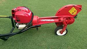 ATOM LAWN EDGER - DELUXE MODEL - HONDA GX25 4 STROKE ENGINE Mount Colah Hornsby Area Preview