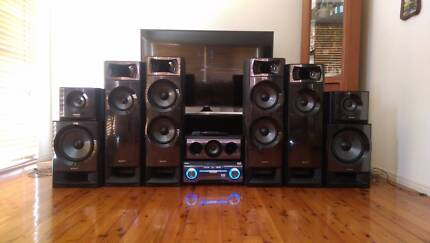 Sony HT-M7 Home Theatre 7.2ch Surround Sound System (RRP $1300)