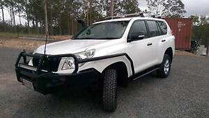 2010 Toyota LandCruiser Wagon Gympie Gympie Area Preview