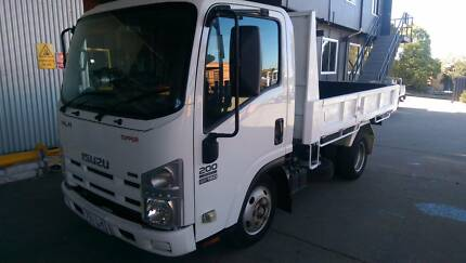 ISUZU NRL 200 Tipper Sumner Brisbane South West Preview