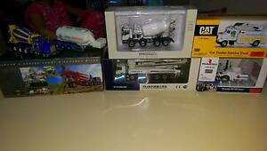 1:50 CONCRETE , PAVING & CAT SERVICE DIECAST MODELS Murray Bridge Murray Bridge Area Preview