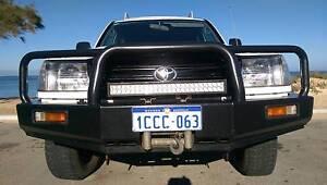 2003 Toyota LandCruiser Wagon Beresford Geraldton City Preview