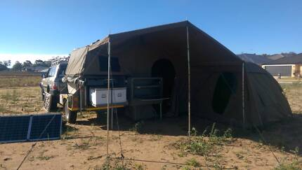 Imported South African off road camper trailer Baldivis Rockingham Area Preview