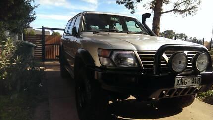 cheapest 2000 Nissan Patrol Wagon Salisbury North Salisbury Area Preview