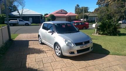 2007 Suzuki Swift Hatchback North Parramatta Parramatta Area Preview