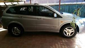 2006 Ssangyong Kyron Wagon 4X4 Diesel Turbo Great Condition Connolly Joondalup Area Preview
