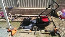 mower whipper snipper Middleton Grange Liverpool Area Preview
