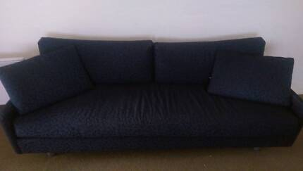 Blue Couch/sofa
