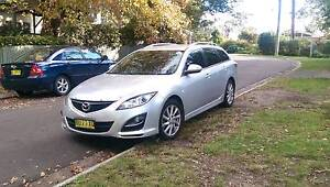 2010 Mazda Mazda6 Wagon - Drives Perfect - Ready to Sell Frenchs Forest Warringah Area Preview