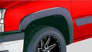 FENDER FLARES FOR 99-06 CHEVROLET SILVERADO / GMC SIERRA - FRONT AND REAR