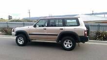 1998 Nissan Patrol Wagon Petrol/Gas Auto. Launceston Launceston Area Preview