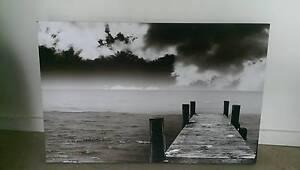 Beach Canvas Rosemeadow Campbelltown Area Preview