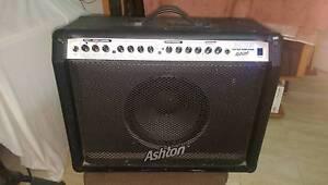 Ashton GA 80 watt guitar amplifier Great condition Springwood Blue Mountains Preview