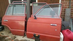 Toyota Land Cruiser 60 Series Front Doors (WANTED)