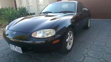 2000 Mazda MX-5 NB8A with Hardtop + REG +RWC+FULL SERVICE HISTORY Rowville Knox Area Preview