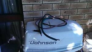 1980 JOHNSON OUTBOARD MOTOR - Longshaft McDowall Brisbane North West Preview