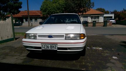 ** 1990 Ford Laser TX3 1.8L 5 Speed ** Glenelg East Holdfast Bay Preview
