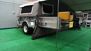 New Off Road Camper Trailer. All galvanised construction. PMX Canning Vale Canning Area Preview