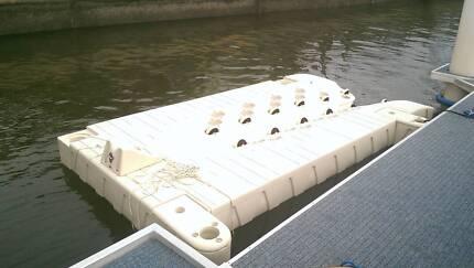Jet Ski Pontoon Dry Dock From the USA