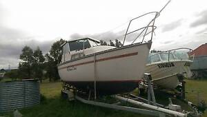 Sunbird Motor Sailer with trailer Buckland Glamorgan Area Preview