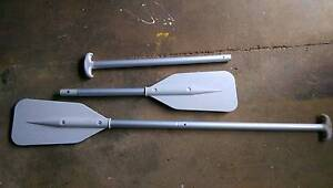 pair of boat oars for sale Hawthorne Brisbane South East Preview