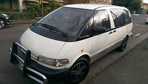 Toyota Van/Campervan - Great for backpackers - Good condition Richmond Yarra Area Preview