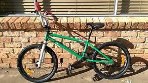DK Green/White Step Up model BMX Lennox Head Ballina Area Preview
