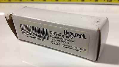 Honeywell 10-minute Purge Timer Nib St7800 C 1052