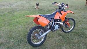 2000 KTM 300EXC Stanthorpe Southern Downs Preview