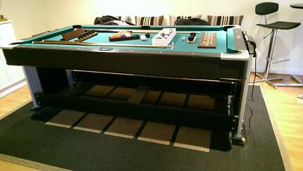Inferno Pool Table
