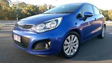 2012 Kia Rio Si Hatchback St Lucia Brisbane South West Preview