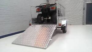 New 7x4 all Galvanized with Ramp. PMX Camper Trailers Southern River Gosnells Area Preview