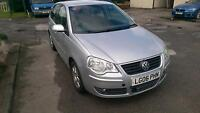 Volkswagen Polo 1.4TDI S motorhome tow car braked a-frame towcar