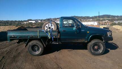 2000 Toyota Hilux Ute Drayton Toowoomba City Preview
