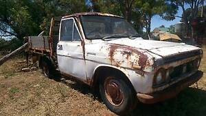 1970 Toyota Hilux RN10 Traytop Ute WRECKING Two Wells Mallala Area Preview