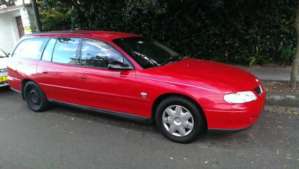 2002 Holden Commodore Neutral Bay North Sydney Area Preview