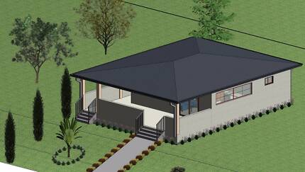 Granny Flat Design and drafting in Sydney
