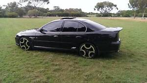 2005 Holden Commodore Sedan Owen Wakefield Area Preview