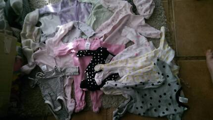 00000 baby girl premmie clothes!