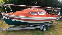 Botterill Explorer 16 Trailer Sailer Blairgowrie Mornington Peninsula Preview